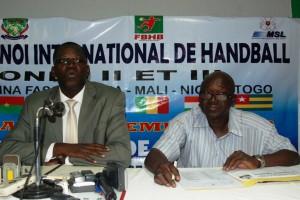 La Fédération burkinabè de handball souhaite à travers ce tournoi international préparé une équipe compétitive pour les prochaines années
