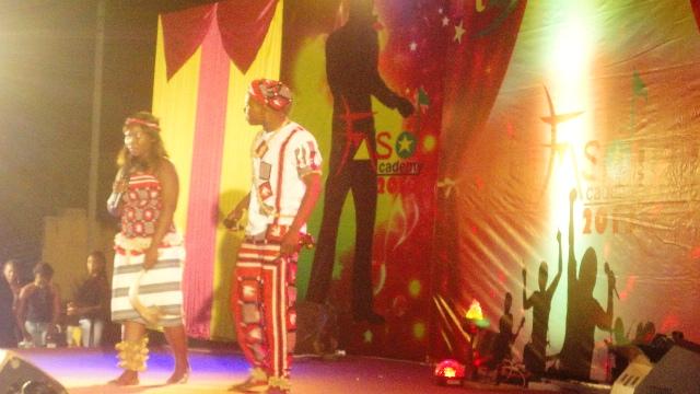 Deux candidats de Faso Academy sur le podium (Ph : B24)