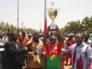 Hamidou Yaméogo a été exclu de l'équipe nationale de cyclisme du Burkina