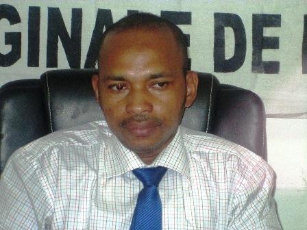Le président du PAREN, Tahirou Barry (Ph : d'archives)