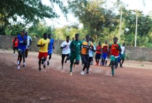 Majestic FC a commencé sa préparation d'avant saison depuis ce lundi 28 octobre 2013