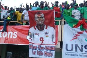 Avec 10 buts au compteur, Moumouni Dagano se sent bien au Quatar