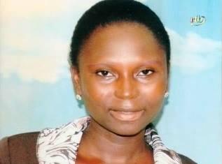 Pélagie Sawadogo a laissé à la postérité un enfant de moins de deux ans (Ph : RTB)