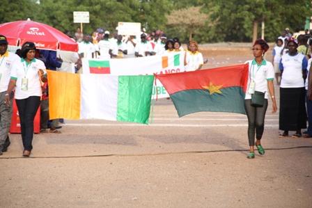 Troupe de la diaspora Burkinabè en RCI