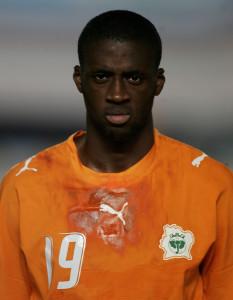 L'Ivoirien Yaya Touré est le seul africain candidat au Ballon d'Or Fifa 2013 (ph.http://www.whoateallthepies.tv/)