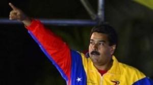 Le président vénéssuelien Nicolas Maduro