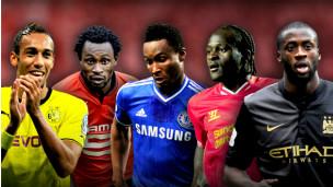 Trophée BBC du footballeur africain