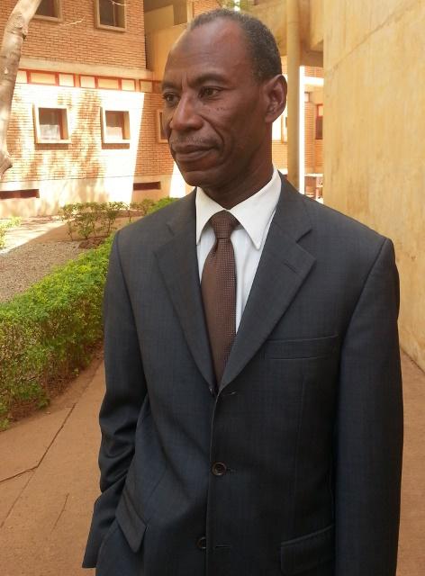 Amadou Maïga, Directeur Général Ajoint du 2iE © Burkina 24