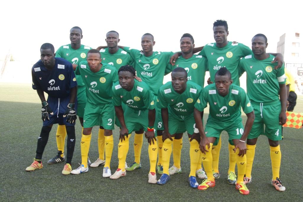 l'ASFA Yennenga a réalisé le triplé en 2013