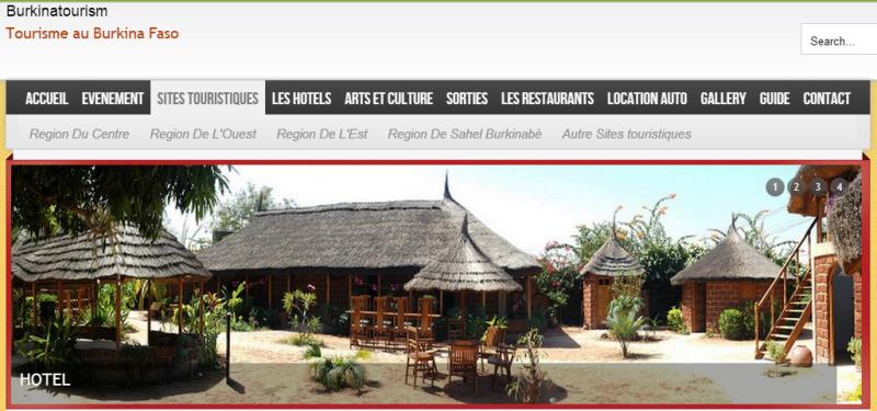 Burkinatourism