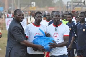 Eddy Komboigo espère que la 2ème plus d'équipes seront présentes à cette competition