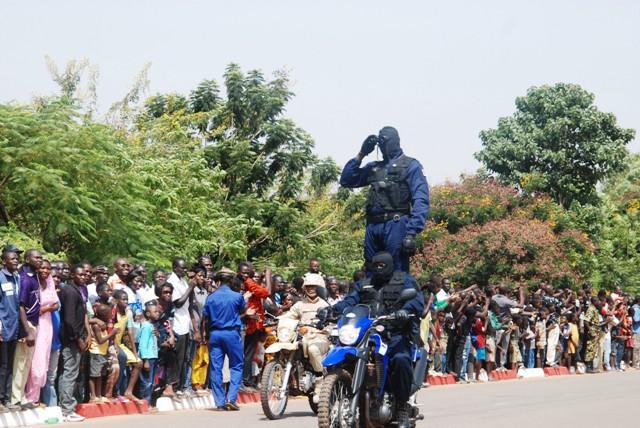 Les FAN burkinabè ont décidé de se mieux s'organiser pour faire face aux défis de la sécurité régionale (Ph : B24)