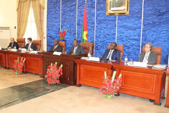 Le CPI explore les voies et moyens pour améliorer le climat des affaires des PME (Ph : DR)