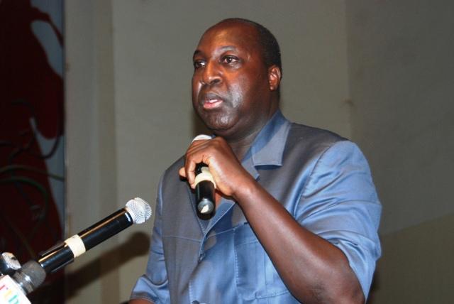 Zéphirin Diabré, Chef de file de l'opposition politique burkinabè (Ph : B24)