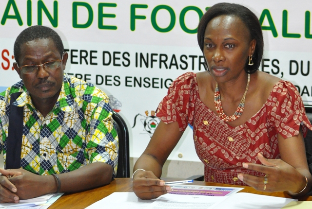 La directrice executif de Special Olympic Burkina Annick Pikbougoum s'attend à une compétition pendant laquelle il n y aura aucune considération des handicaps