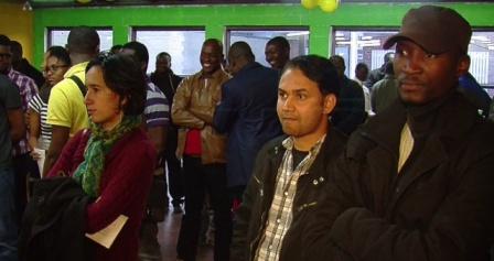 une vue partielle de participants à l'activité de l'ABGM. © Burkina 24