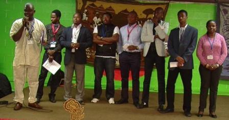 Les membres du bureau de l'ABGM. © Burkina 24