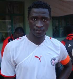 Pour le capitaine de Majestic SC, son équipe ne veut pas jouer les premiers rôles dans le championnat burkinabè