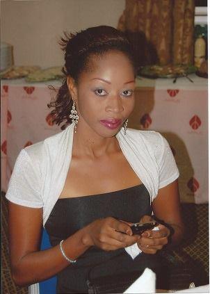 Amina Kanté est promotrice du Faso Danfani, dans son aspect décoration d'intérieur (Ph : DR)