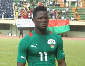 Bassirou Ouédraogo est en ce moment au Gabon où il pourrait signer un contrat professionnel