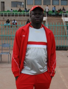 Boureima Kaboré a retrouvé les bancs de l'USO après une année sans entraîner
