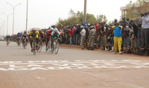 Le grand prix de la ville de Ouagadougou en cyclisme a été serré entre les ténors du cyclisme burkinabè