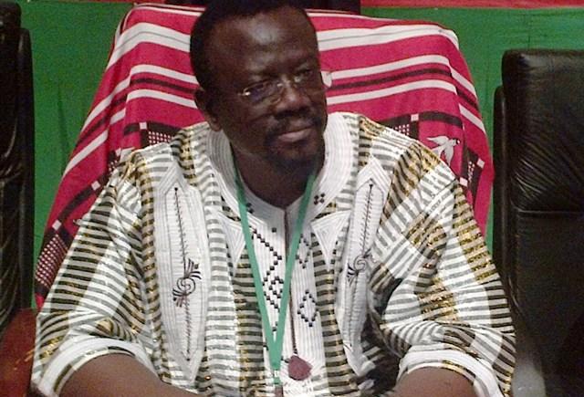Me Bénéwendé Sankara  (Ph : B24)