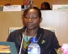 Pr Bonzi/Coulibaly Libona Yvonne (Ph : DR)