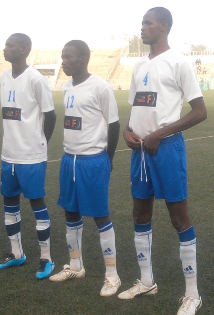 Pierre Daila (4) va désormais évoluer avec le Stade Malien où il pourra disputer la Ligue des champions