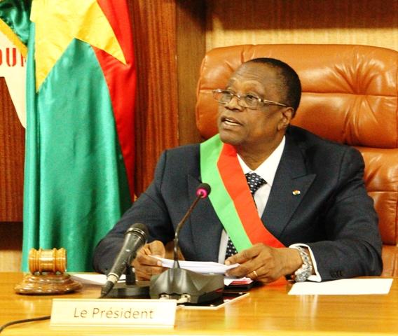 Soungalo Apollinaire Ouattara, président de l'Assemblée nationale (Ph : DR)