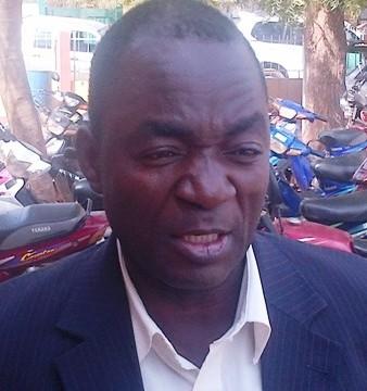 Bassolma Bazié, Secrétaire général de la CGT-B © Burkina24