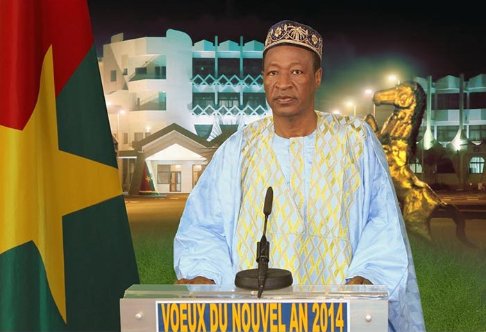 (Ph : Présidence du Faso)