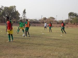 Les Etalons juniors ont réussi leur première  sortie et doivent confirmer face au Mali