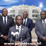Alassane Ouattara renouvelle «son fort soutien» à Blaise Compaoré