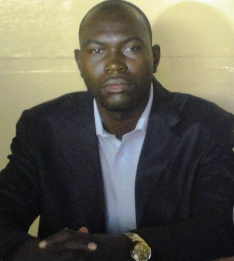 Hermann Doanio, chargé de programme au CIFOEB (Ph : B24)