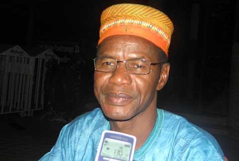 Le Laarlé Naaba Tigré n'a pas signé la déclaration (Ph : DR)