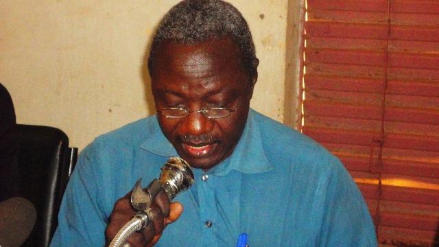 """Mamadou Barro, porte-parole de l'UAS : """""""