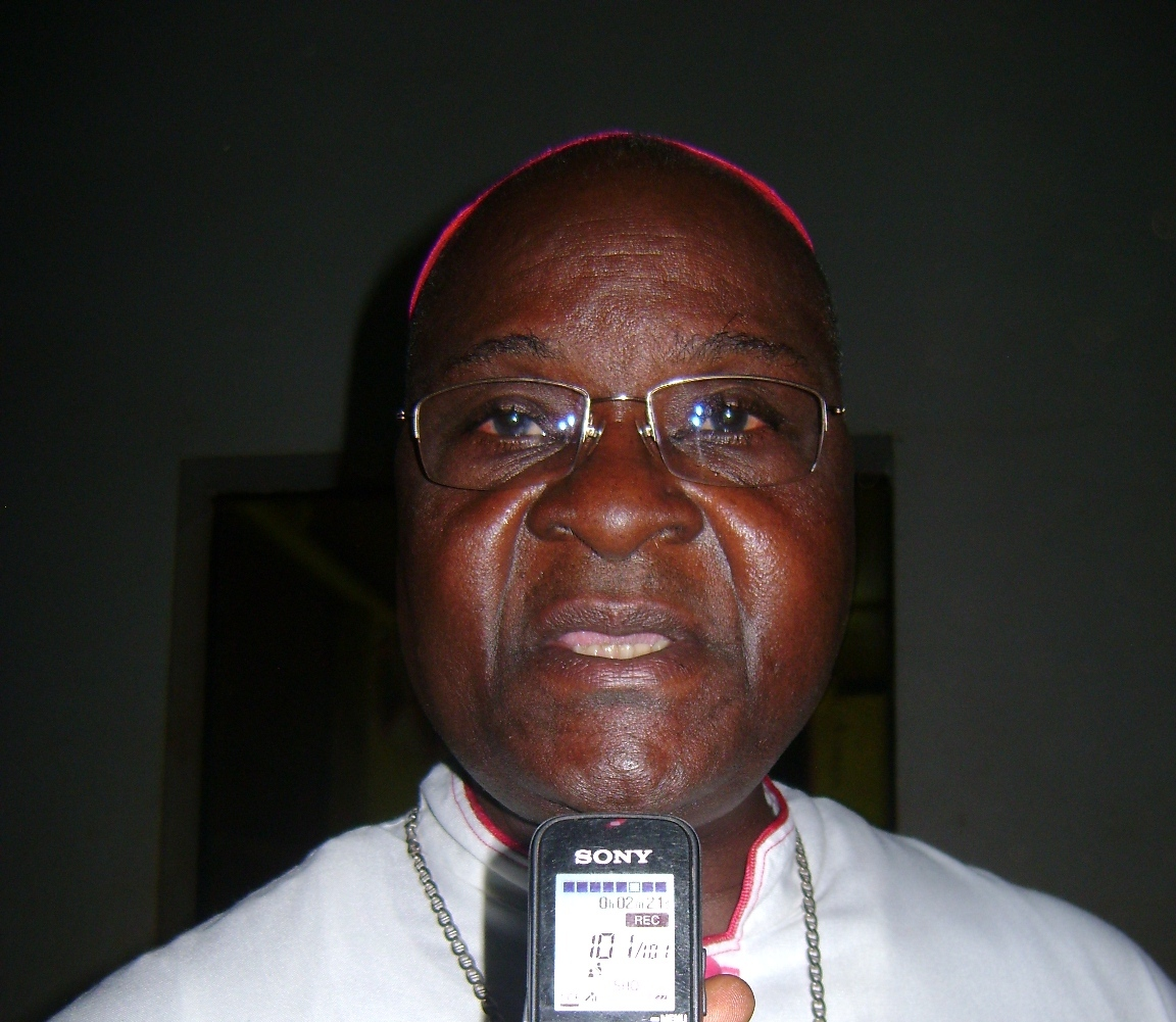 Mgr Paul Ouédraogo (Ph : DR)