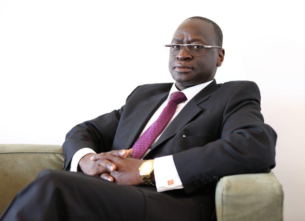 Ousmane DIAGANA, nouveau Directeur des Opérations de la Banque mondiale  pour le Burkina Faso.