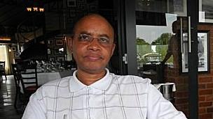 Patrick Karegaya (Ph : BBC)l