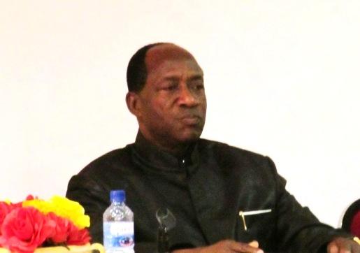 Ram Ouédraogo est sorti de ses gonds lors du point de presse du 23 janvier dernier (Ph : B24)