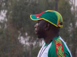 L'entraîneur de l'équipe junior du Burkina Sidi Napon veut créer de la concurrence dans son groupe