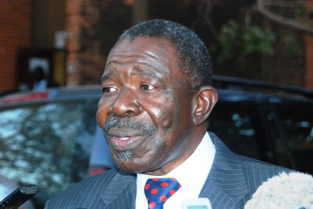 Toé Jean Yado, enseignant à l'Université et commissaire à la CENI, a démissionné du CDP (Ph : B24)