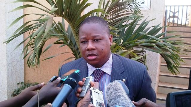 Dr Aristide Ouédraogo, coordonnateur national de la JEP/MPCP (Ph : B24)