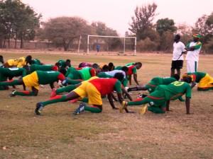 Les Étalons juniors du Burkina preparent les éliminatoires de la Coupe d'Afrique junior au Mali, leur prochain  adversaire