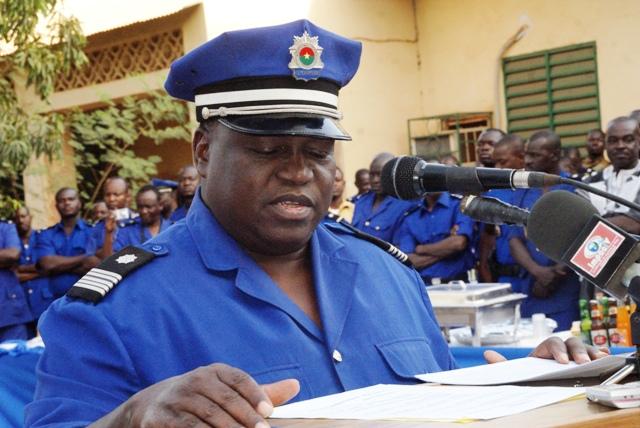 Le Chef d'Etat-major général de la Gendarmerie nationale,