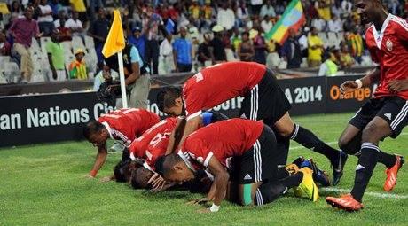 La Libye, dont les joueurs locaux ont remporté le championnat d'Afrique 2014, n'organisera pas la CAN 2017