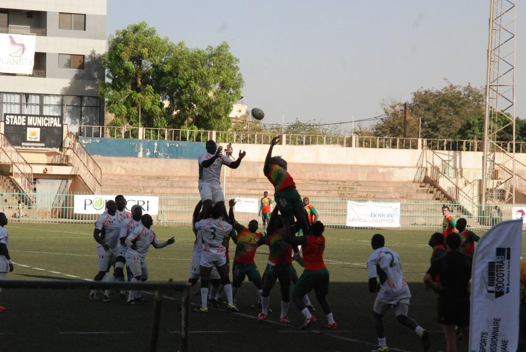 Les Étalons ont eu du mal face à l'équipe ivoirienne