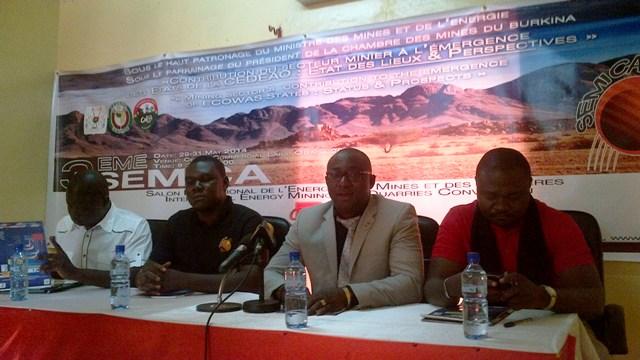 Le comité d'organisation du 3e SEMICA assure que les préparatifs vont bon train (Ph : B24)