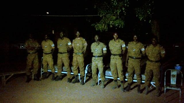 Ils sont prêts à intervenir à tout appel de détresse des citoyens (Ph : B24)